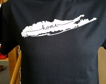 Long Island Home Tee Shirt