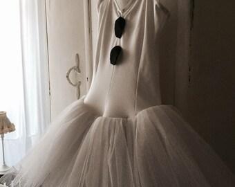 sweet ballet dress, robe ballet antique balletkleid antique, Pierrot