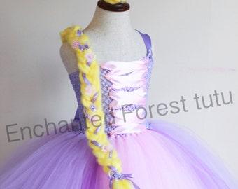 Deluxe Rapunzel Inspired tutu