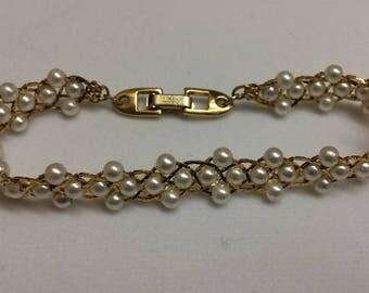 Braided 'Napier' Bracelet