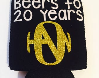 Hanson 20 Year Can Cooler