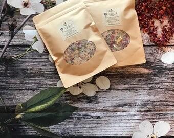 Rose and Lavender Bath Salts