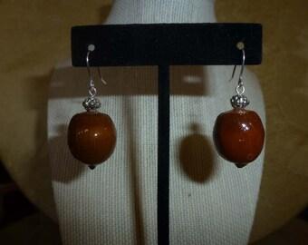Acorn Earrings #82