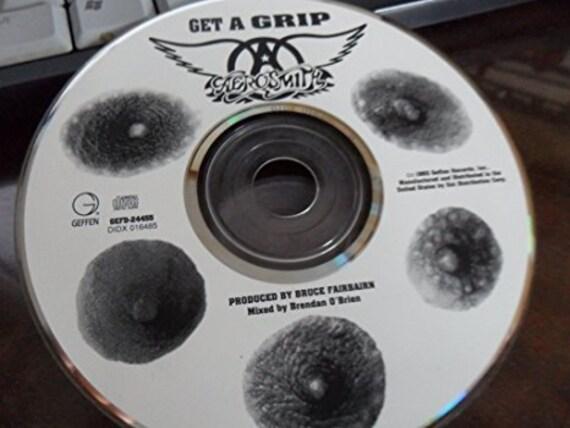 Get A Grip by Aerosmith (1993) Audio CD