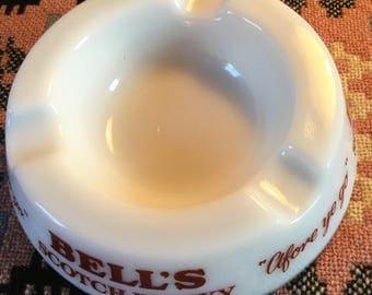 Bell's Scotch Whisky Vintage Ashtray