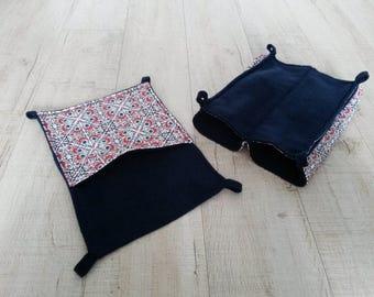 RAT hammocks, spanish pattern, pocket hammock, double flat hammock, small rodents, fleece, cotton