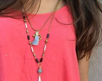 Boho Gypsy neckpiece