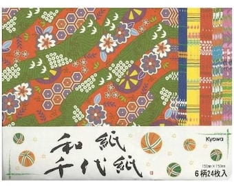 Japanese ORIGAMI paper Washi Chiyogami