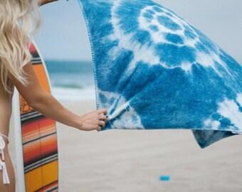 Shibori Towel