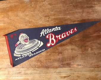 1969 Atlanta Braves Pennant
