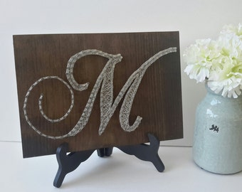 Letter M Wall Decor letter m wall decor | etsy