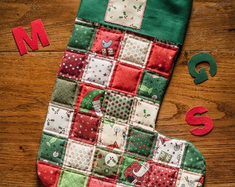 Christmas Stocking C