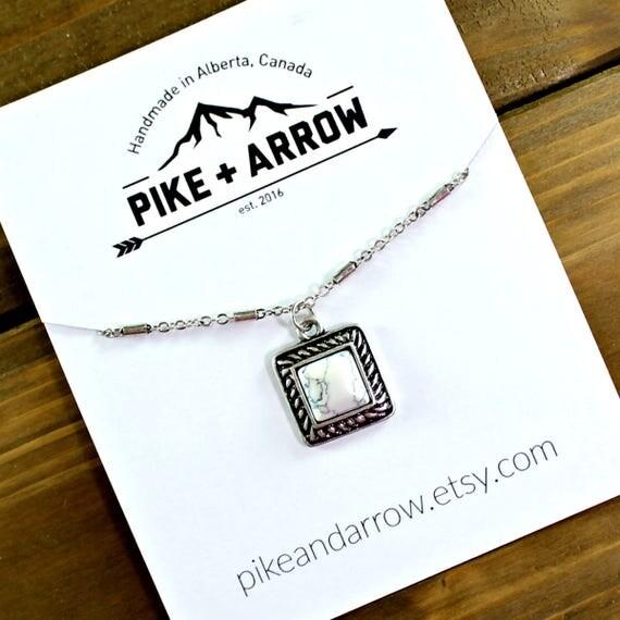 Jewelry Card, Custom Necklace Card, Jewelry Display Card