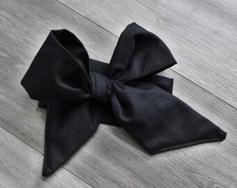 Noir Headwrap