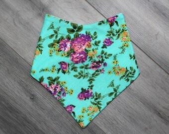 Baby Bandana Bib - Knit