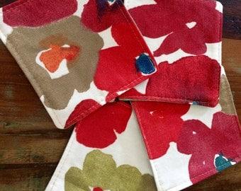 Coasters Fabric Hemp Linen and Cotton