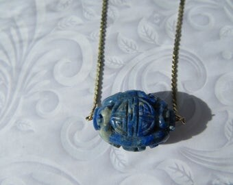 Lapis Lazuli, Lapis Lazuli Jewelry, Lapis Lazuli Necklace, Lapis Lazuli Pendant, Lapis Pendant, Lapis Necklace, Gold Lapis Lazuli Pendant