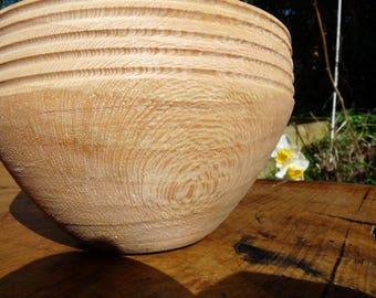 Lacewood bowl