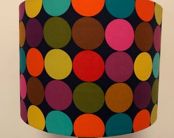 Stylish Disco Dot Lampshade