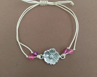 bracelet flowerfield