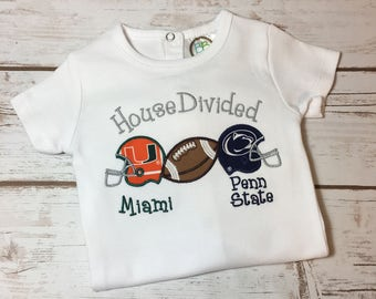 House Divided/ Baby Divided Onesie