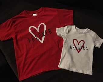 Kids heart breaker Tee