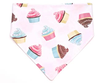 Cupcakes and Sprinkles Bandana