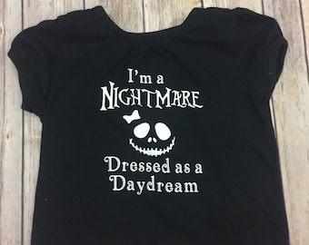 Nightmare Jack shirt