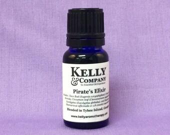 Pirate's Elixir Essential Oil Diffuser Blend