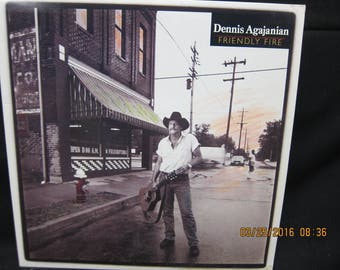 Dennis Agajanian - Friendly Fire - Word Records (1986)