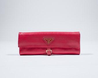 PRADA - Leather wallet