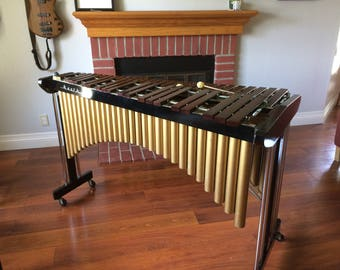 1960's (?) Kosth Marimba model 80.    4 octave. Sounds and looks beautiful!