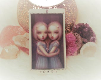 Love Tarot Reading - Love Psychic Reading - Ask One Question - Email PDF