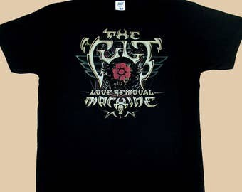 The Cult Love Removal Machine, T-shirt 100% Cotton