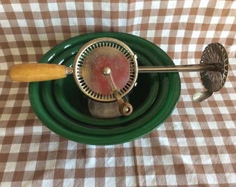 Vintage Ekco whippit cream whip kitchen tool
