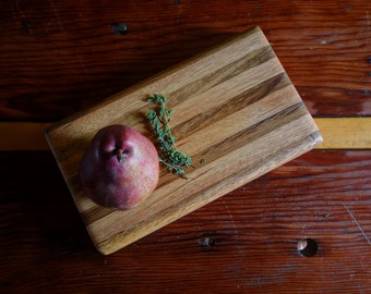 Oak/Pecan cutting board
