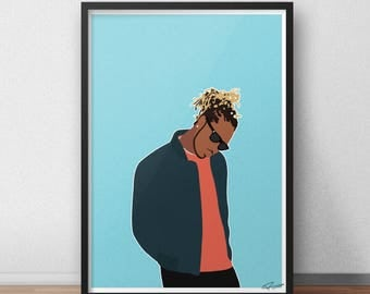 Future (rapper) INSPIRED Print / Poster