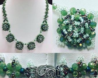 Rosaline Keepsake Necklace