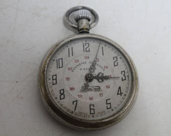 Swiss pocket watch