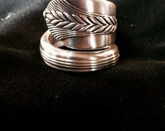 1939 Allure Spoon Ring