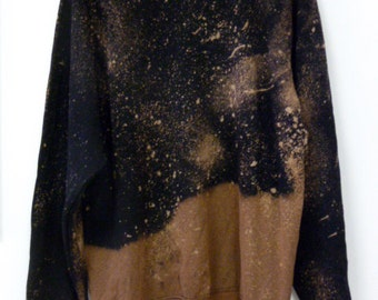 Galaxy acid sweatshirt