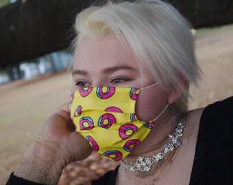 That K-Pop Doughtnut Mask
