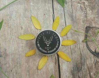 Organic Deodorant SUPER STRONG - 10ml [5 Star Reviews ] Natural / Vegan / Aluminium Free / Fresh As Fawn  Deodorant  - Australian