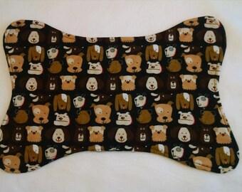 Fur Baby Food Mat/Dog/Cat/Food Mat/Placemat
