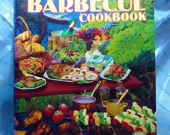 Vintage Australian Women's Weekly Cookbook - The Barbeque