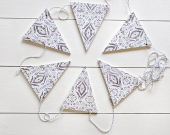 Wood Bunting Flags, Wood Bunting Flags , Bunting , Bunting Flags , Garland , Flags