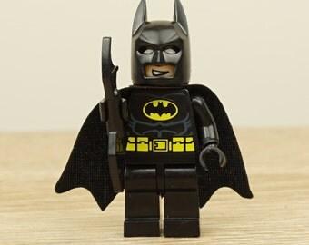 minifig batman batman lego kuchen topper batman lego topper lego ...