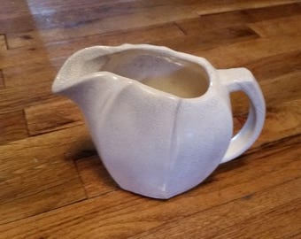 McCoy cream pitcher