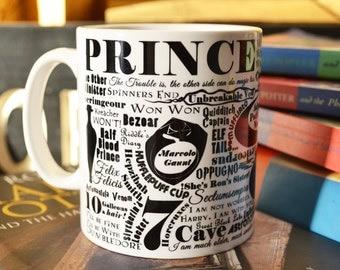 Harry Potter and the Half-Blood PRINCE Story Mug (Title Series)