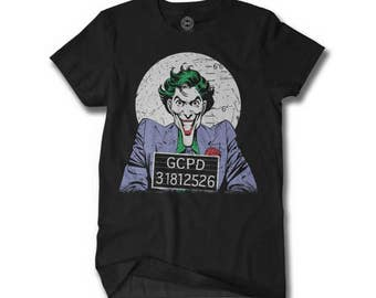 The Joker GCPD Mug Shot